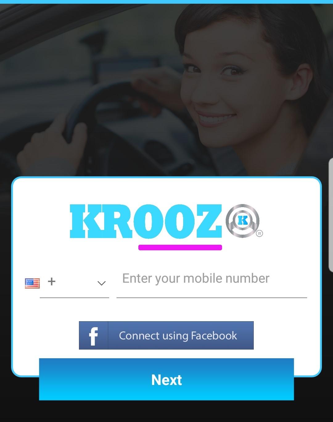 Download KROOZ apps