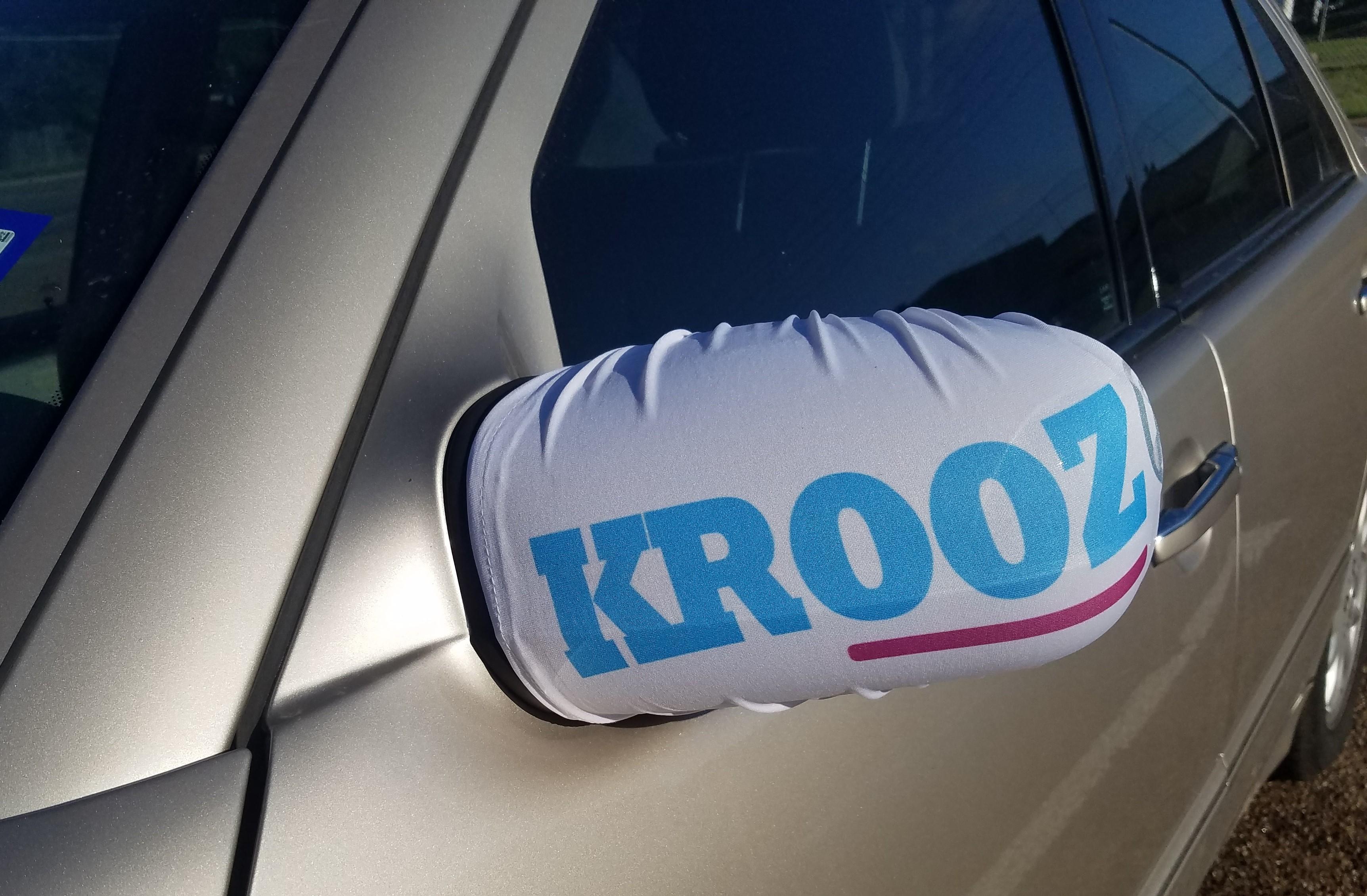 Krooz Car Mirror Cover