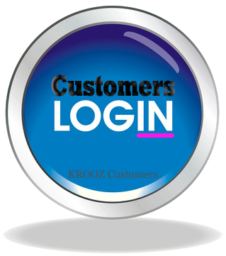 KROOZ Customers Login