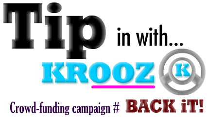 KROOZ Crowd-funding campaign